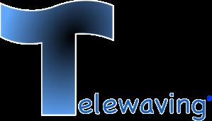 Telewaving logo